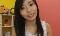 Hina Hanami great real asian model