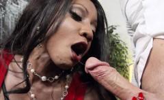 Big Tits Ebony Boss Fucks Young Thick Cock Diamond Jackson