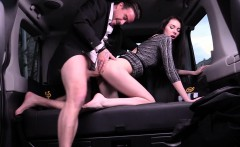 fucked in traffic   car sex with beautiful russian babe
