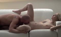 XXX Shades - Russian blonde tourist gets cum on ass