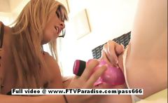 Leslie and Danielle from ftv babes lesbian teen babes