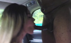 petite busty cab driver takes black dick