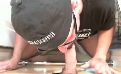 Sucking Off Big Dick Banker
