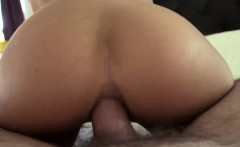 Teen gets her ass fucked and gaped in every position