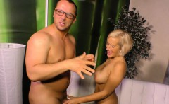 sextape germany busty blonde makes her first pov sex tape