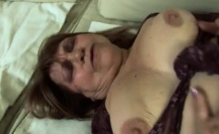hot granny getting fucked hard by young man