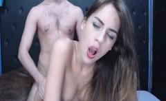 wild couple having sex for fun