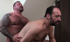 Anal Loving Bear Pounds His Lovers Ass