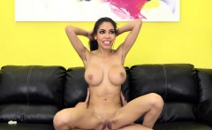 Sexy Latina Spinner Shaye Evans Loves Getting Pounded Hard