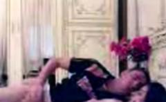 Arab Couple Makes Homemade Amateur Porn Video