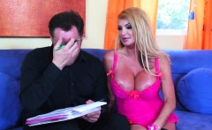 joanne dutremble sexy blonde milf lets a guy fuck her