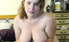 Hot Sexy Brunette Makes Her Pussy Wet