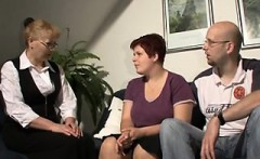 amateur movie with various individuals making love at work