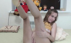 Very Small 18yo Teen Doing Cams!