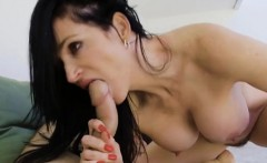 Mature Vixen Angie Noir Enjoys Cock And Jizz