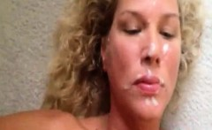 amateur threesome with toys blowjob and fuck and cumshot