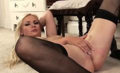 Twistys - Blonde In Black - Alexis Jade