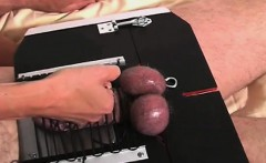 Femdom humping makes each lovestick so large and hard