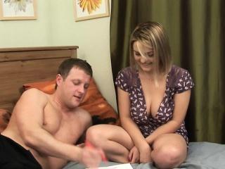 Pleasing darling gets her wet crack spooned on the rug