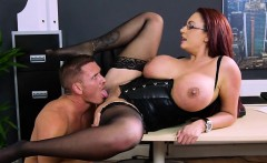 luscious boss emma butt spreads her legs for her driver