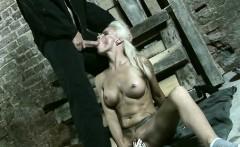 Sophie finds herself stuck in a dirty dark basement. When