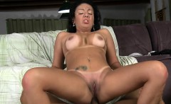 Tattooed brazilian slut offers her a-hole for wild anal fuck
