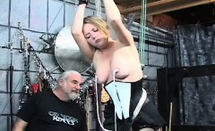 Large Boobs Babe Hard Fucked In Bizarre Bondage Xxx Scenes