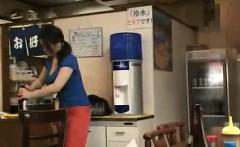 Hot japanese titjob