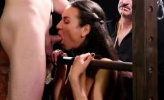 Teaching the shy lingerie model to deepthroat