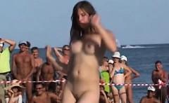 Outdoor Voyeur Beach Fucking