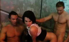 kinky chicks get totally insane and undressed at hardcore pa