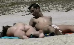 amazing nudity of some nudist babes on the beach
