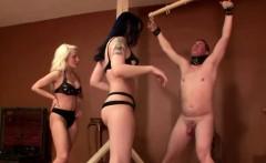 wild femdom cbt punishment