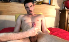 Hot Gay Rimjob With Massage