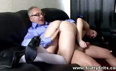 She has been a dirty girl so she needs to be spanked