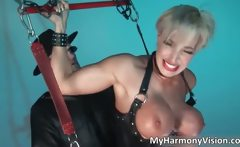Sexy babes Paige Turnah and Carmen Jay