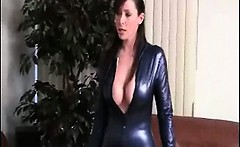 PVC Fetish Slut Humiliated Exotically