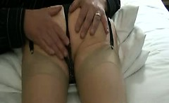 the slutty Ass of my sub wife Sabina