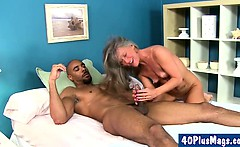 big black dong for horny divorcee