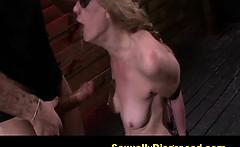 Sex Slave Jayden Rae Returns to Get her Masters Hot Load