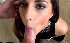 Hot wife blowjob tutorial
