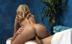 Playgirl enjoys insertion receives cum on face and in mouth