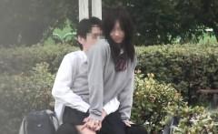 Japanese Schoolgirls Fucking In Public