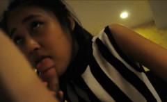 Amateur Asian Teen Chick CFNM Blowjob
