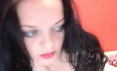 Busty Pregnant Cam Slut Teasing