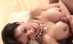 Adulterous british mature lady sonia pops out her big natura