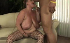 Lustful blonde plumper Sienna Hills is eager to take on some hard meat