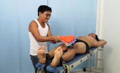 Asian Boy Julius Tied and Tickled