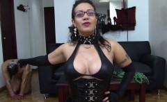 TuVenganza - Latina eats cum in steamy fetish revenge fuck