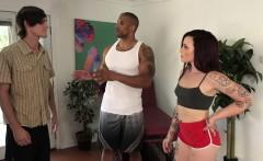 Chloe Carter Big Black Stud Fucks Her In Front of Hubby
